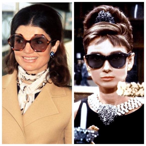 Fashion Icon Sunglasses 2PC